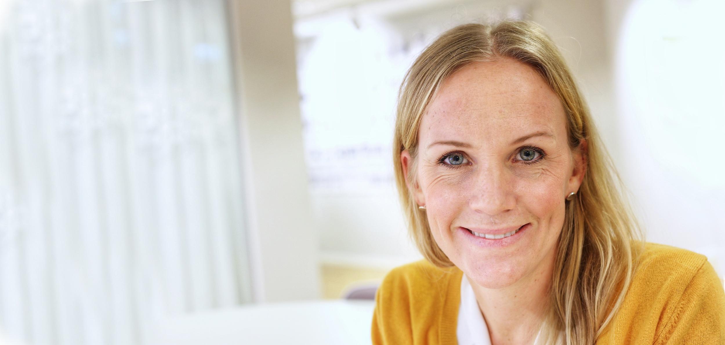 Maja Samuelsson DigitalRoute