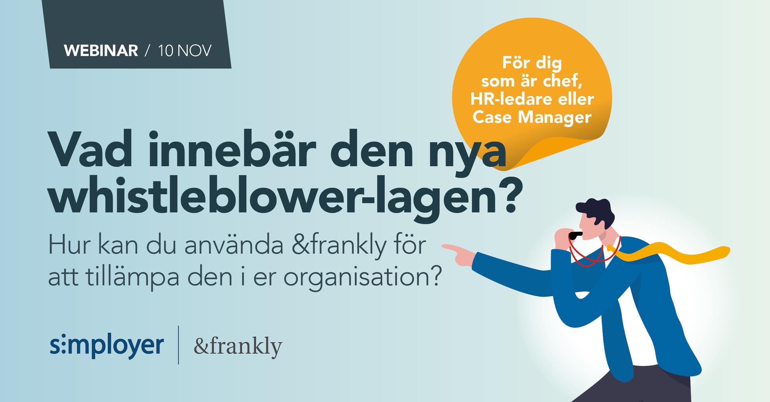 Whistleblower ad image