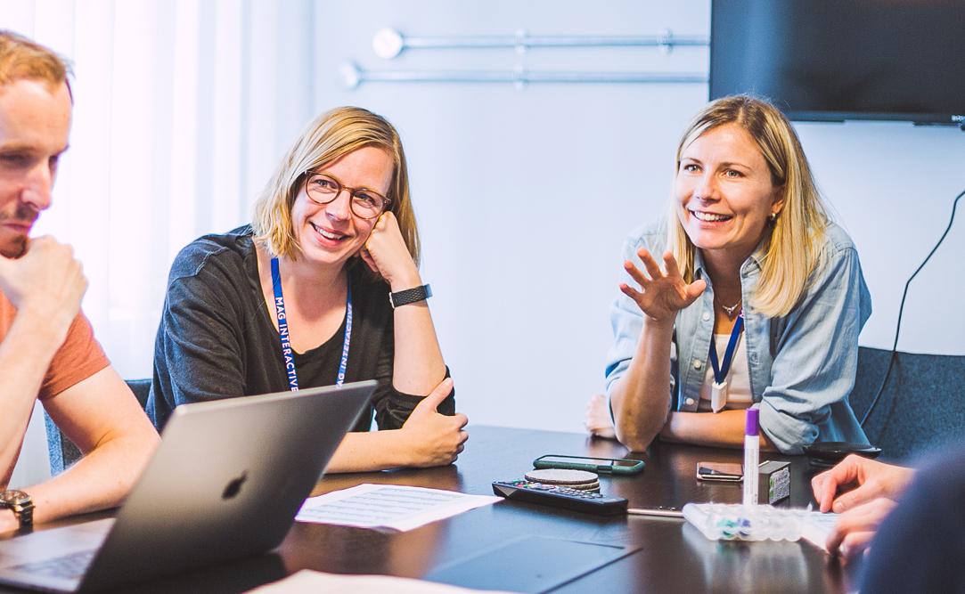 Sara Hjärtberg, MAG Interactive